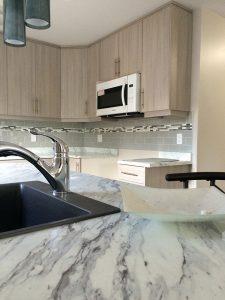 Beautiful laminate counter top in Edmonton